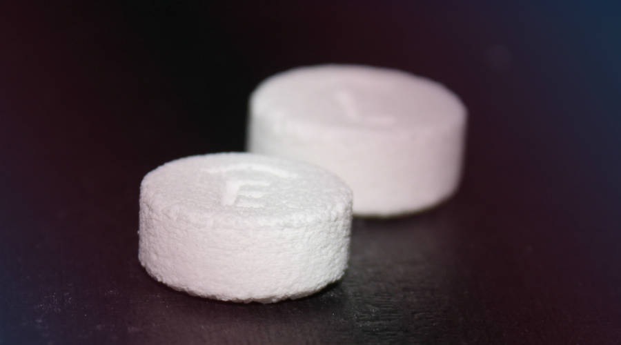 Drug made with 3-d printer